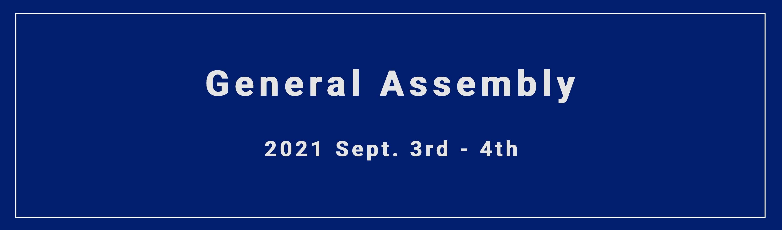 CIHA General Assembly